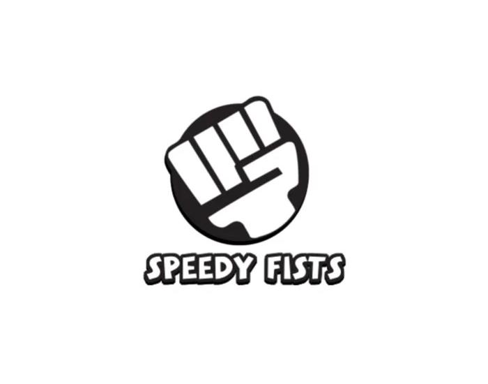 Speedy Fists logo